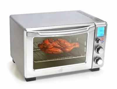 Oster TSSTTVDFL1 22-Litre Oven Toaster Grill (Chrome)