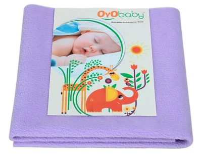 Oyo Baby Quickly Dry Super Soft Mattress Protector