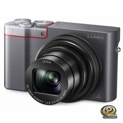 PANASONIC LUMIX 4K Point and Shoot Camera