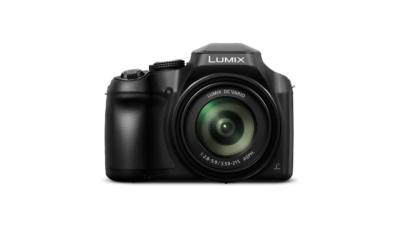 PANASONIC LUMIX FZ80 4K 60X Zoom Camera Review