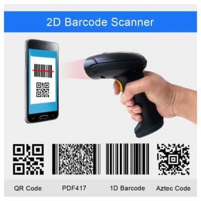 PEGASUS PS3160 2D QR Barcode Scanner