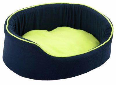 PETSHUB Elite Soft Fleece Reversible Dog and Cat Bedd