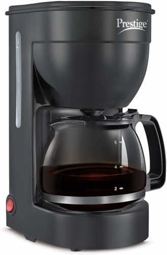 PRESTIGE PCMD 3.0 650-Watt Coffee Maker (Black)