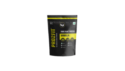 PRO2FIT Pure Plant Protein Review 1