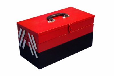 Pahal Metal Tool Box