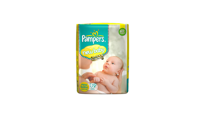 Pampers Active Baby New Born Diapers Review
