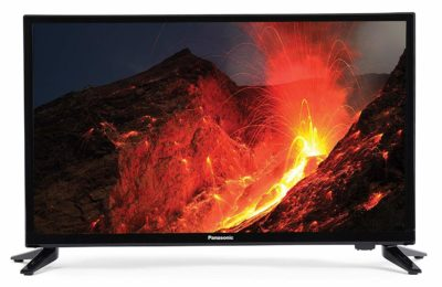 Panasonic 60 cm (24 inches) TH-24F201DX HD Ready LED TV (Black)
