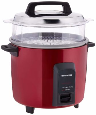 Panasonic Automatic Electric Cooker with Non-Stick Cooking Pan