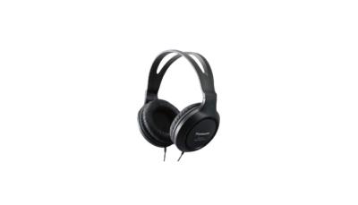 Panasonic Headphones RP HT161 K Full Sized Over The Ear Review