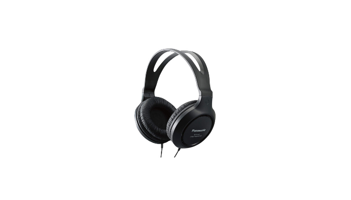 Panasonic Headphones RP HT161 K Full Sized Over The Ear Review