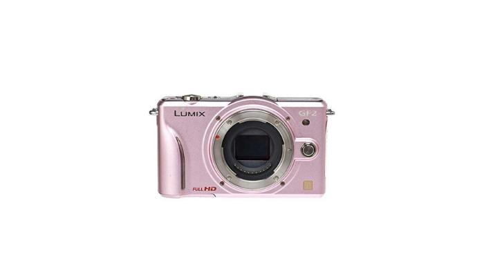 Panasonic Lumix Digital Micro Camera Review