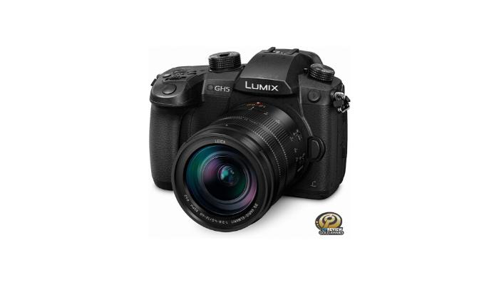 Panasonic Lumix GH5 4K Mirrorless Camera Review