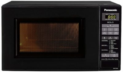 Panasonic Nn-st266bfdg 20 L Solo Microwave Oven