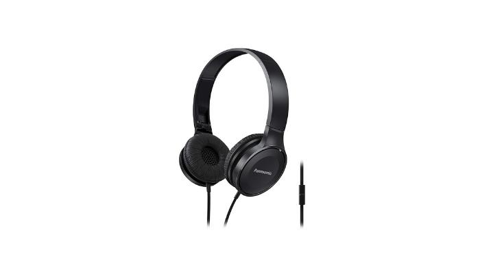 Panasonic RP HF100M K On Ear Stereo Headphones Review