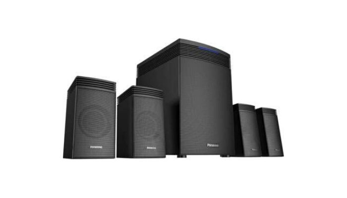 Panasonic SC HT40GW K Speaker System Review