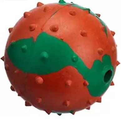 Pet Wholesale Rubber Hard Dog Ball
