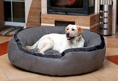 Petitude Ultra Soft Ethenic Velvet Bed