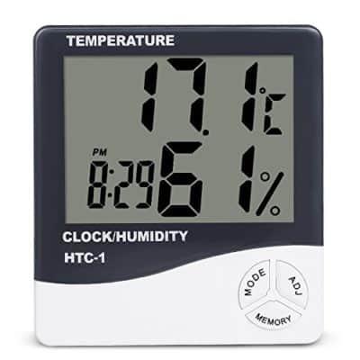Petrice Panzl Nice Indoor Digital Humidity Hygrometer Temperature Thermometer Sensor