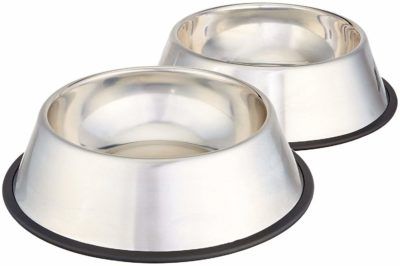 Pets Empire Stainless Steel Dog Bowl