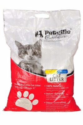 Petville Petcrux Exclusive Scoopable Cat Litter