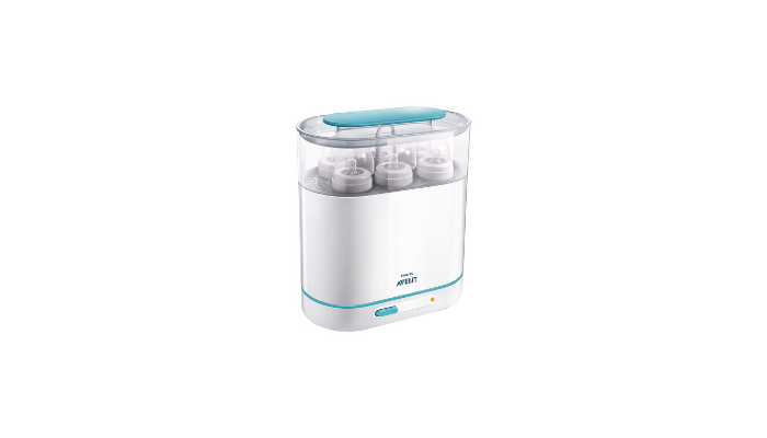 Philips Avent 3 in 1 Electric Steam Sterilizer Review