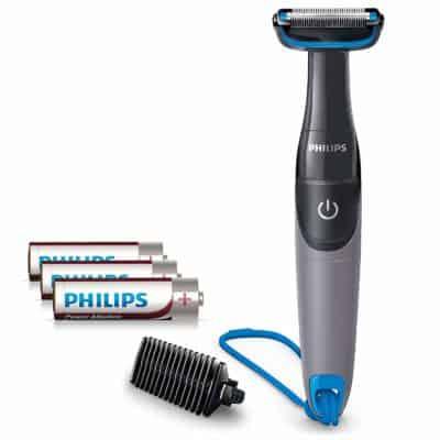 Philips BG1025/15 Showerproof Body Groomer for Men – Best for Sensitive skin