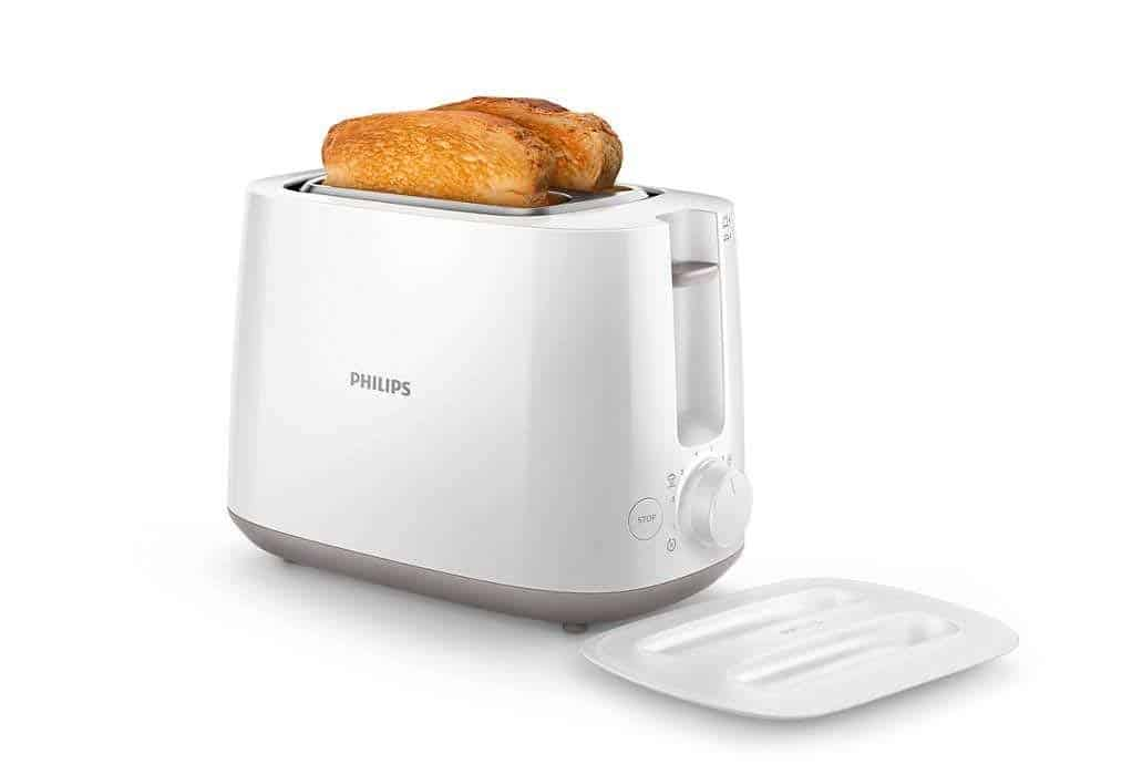 Philips Daily Collection HD2582/00 Two Slice Pop-up Toaster