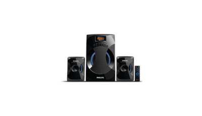 Philips MMS 4545B 2.1 Channel Speakers System Review