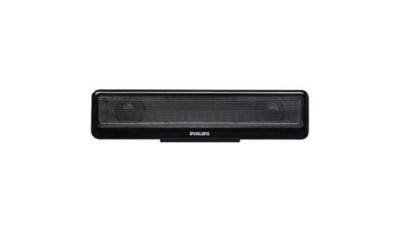 Philips Notebook Soundbar SPA1100 Review