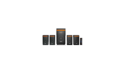 Philips SPA8140B 94 4.1 Channel Multimedia Speaker System Review