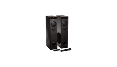 Philips SPA9080B Multimedia Tower Speakers Review