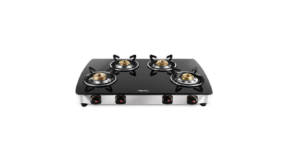 Pigeon Blackline Oval ZZ Glass Gas Stove Review