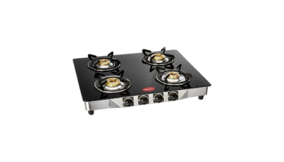 Pigeon Blackline Smart 4 Burner Gas Stove Review
