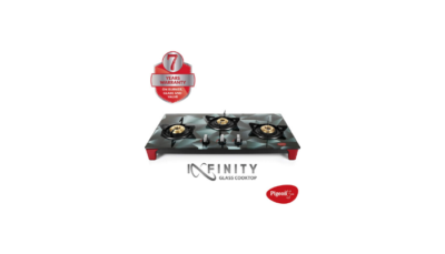 Pigeon Infinity Stealth 3 Burner LPG Stove Review