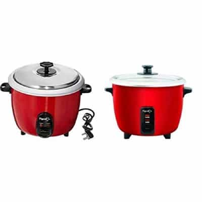 Pigeon Double Pot Rice Cooker