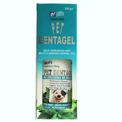 Pil's Pet Denta gel for Dogs 100 gm