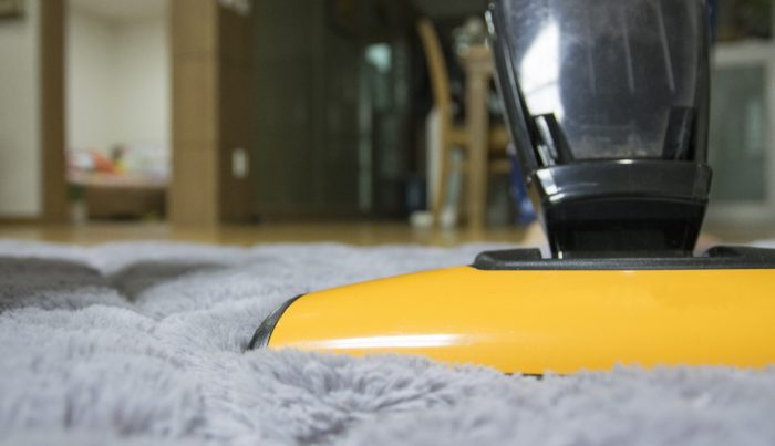 Places in your home that need vacuuming regularly 1