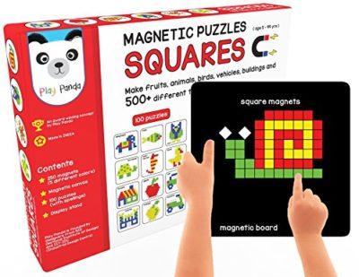 Magnetic Puzzles Squarethe