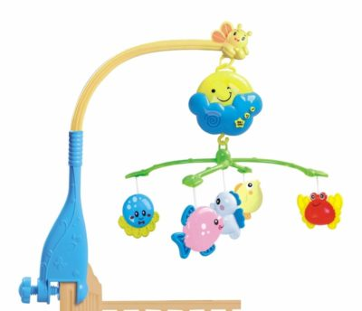 Playhood Musical Crib Toy