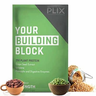 Plix Strength Plant Protein