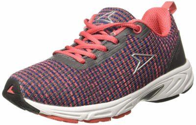 Power womens vize running shoes
