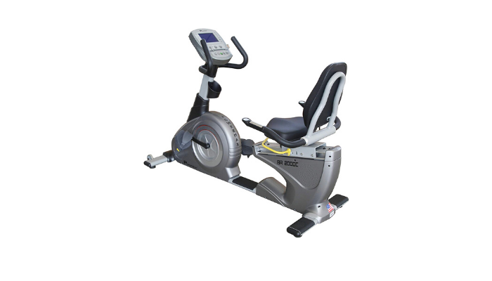 PowerMax Fitness BR 2000C Commercial Recumbent Bike Review