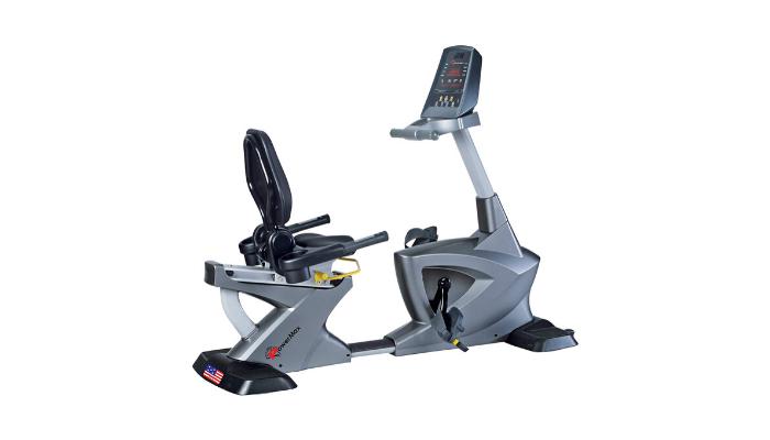 PowerMax Fitness BR 3000C Commercial Recumbent Bike Review