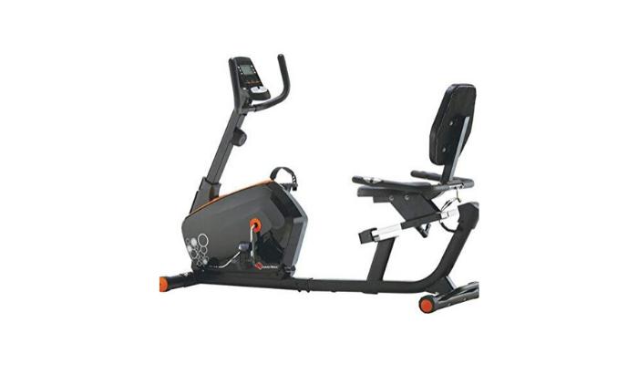 Powermax Fitness BR 600 Magnetic Recumbent Bike Review