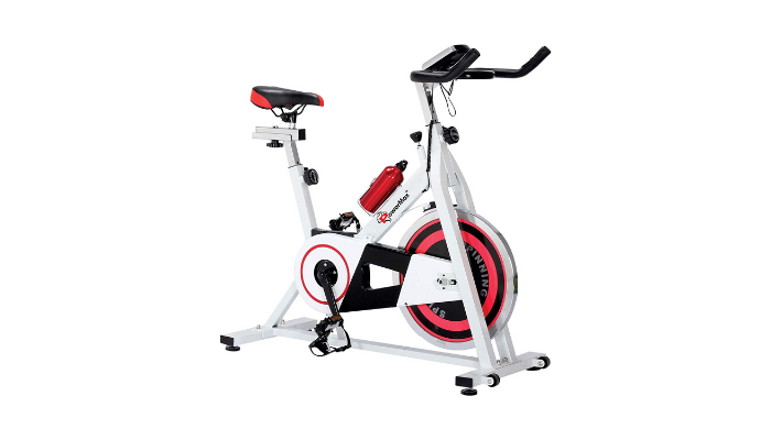 Powermax Fitness BS 140 Spin Bike Review