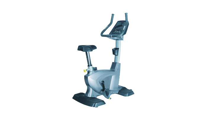 Powermax Fitness BU 3000C Commercial Upright Bike Review 1