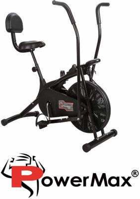 Powermax fitness exercise cycle for weight loss at home