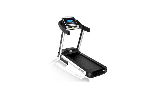 Powermax Fitness TDA-150 Motorized Treadmill