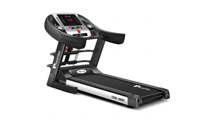 Powermax Fitness TDM 100M Review