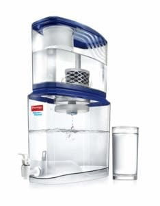 Prestige Non-Electric Acrylic Water Purifier Pswp 2.0
